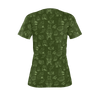 Green Bear Womens