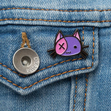 Desiree Barnes Cat Pin