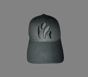 Black On Black Gorilla Baseball Cap