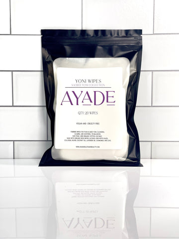 Sacred Yoni Wipes
