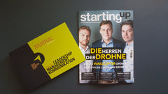 StartingUp Magazin und JOURNAL