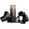 Aeropress Coffee Maker & bijgeleverde items