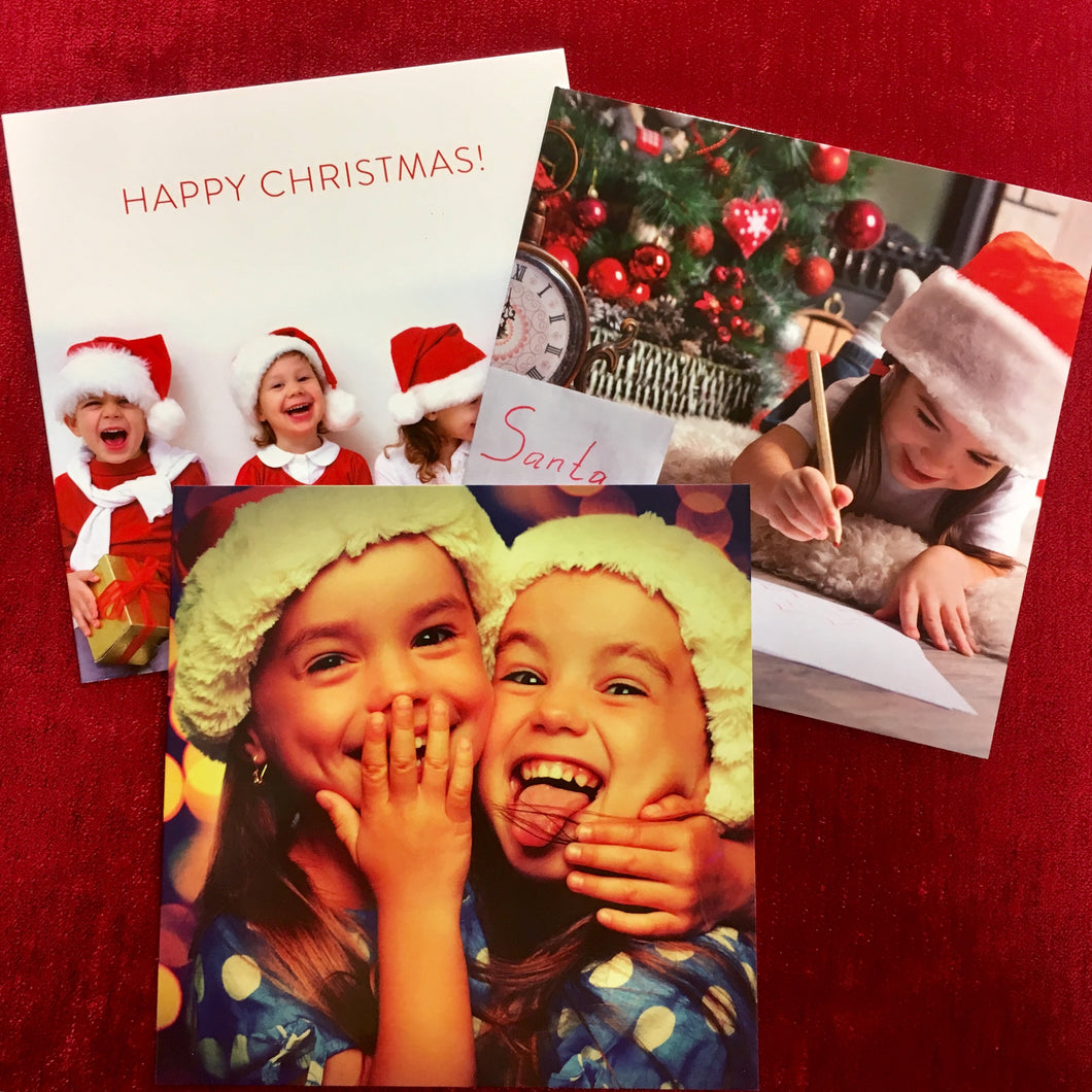 Christmas cards: 12 Pack - Post and packaging included.