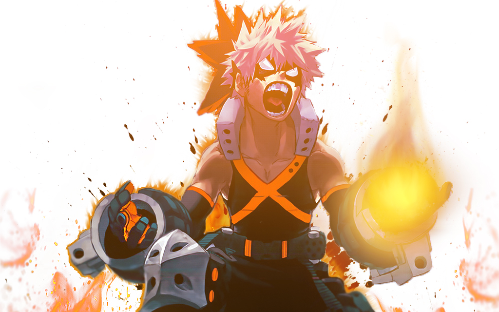 10 Facts About Katsuki Bakugo