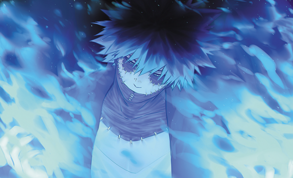 7 Facts About Dabi (Blueflame)