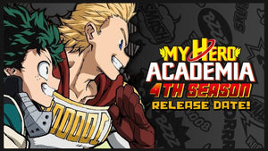 My Hero Academia Season 4 : What can we expect for autumn 2019?