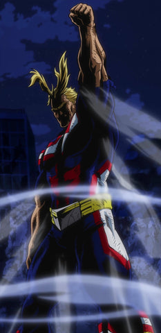 All Might Season 4