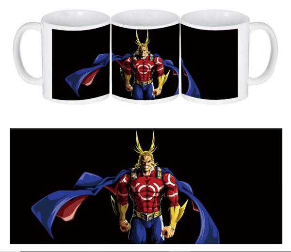 All Might Mug
