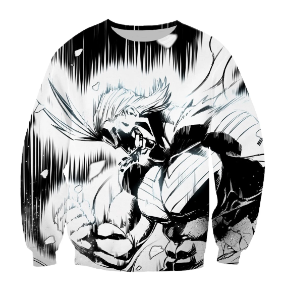 All Might Sweatshirt