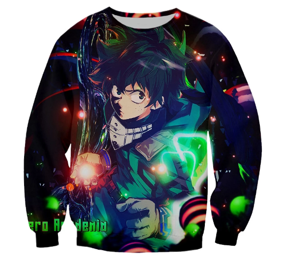 Deku Sweater