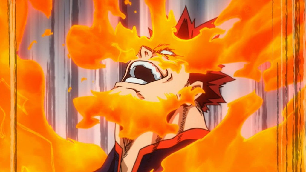10 Mind Blowing Facts About Enji Todoroki My Hero Academia Shop