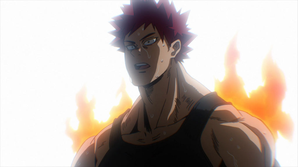 Father of Shoto Todoroki