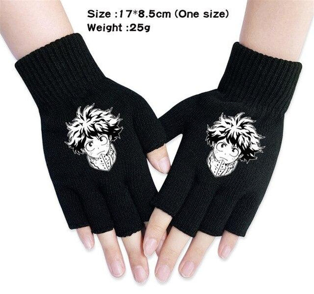 Deku Aesthetic Gloves