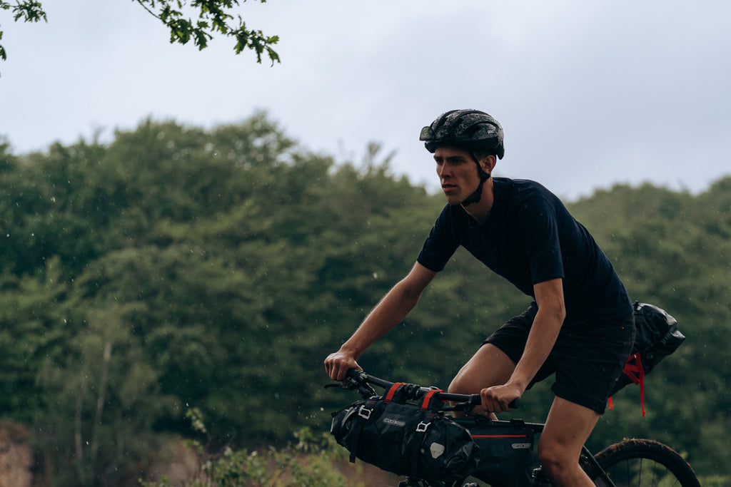 short sleeved merino wool jersey
