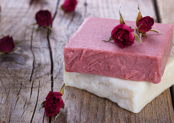 DIY Crafts: How to Make All-Natural Cold-Pressed Soap Scented with Essential Oils