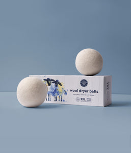 Wool Dryer Balls Set of 3