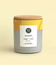 Load image into Gallery viewer, Happy Orange + Neroli Soy Candle