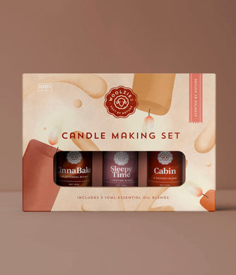 The Candle Making Collection
