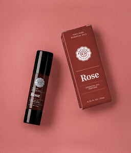 Rose Double Sided Roll-on