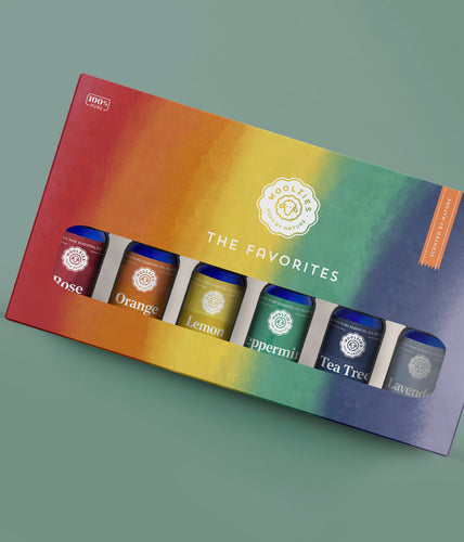 The Favorites Rainbow Set