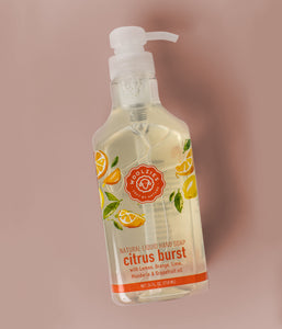Citrus Burst Liquid Hand Soap