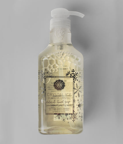 Crystal Ice Liquid Hand Soap