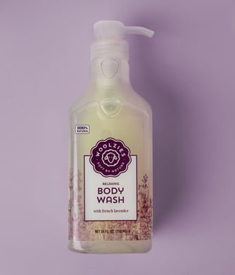 Relaxing French Lavender Body Wash