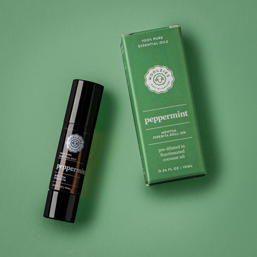 Peppermint Oil Double Sided Roll-On