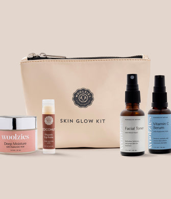 Woolzies Skin Glow Kit