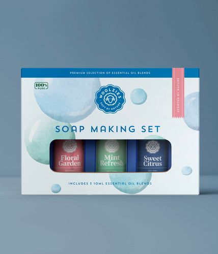 The Soap Making Collection