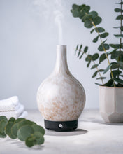Load image into Gallery viewer, Pale Gold Glass Vase Diffuser