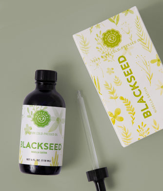 Black Seed Carrier Oil