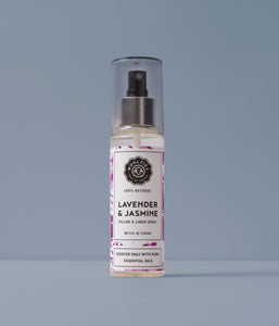 Lavender & Jasmine Linen & Pillow Spray