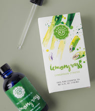 Load image into Gallery viewer, Lemongrass Essential Oil
