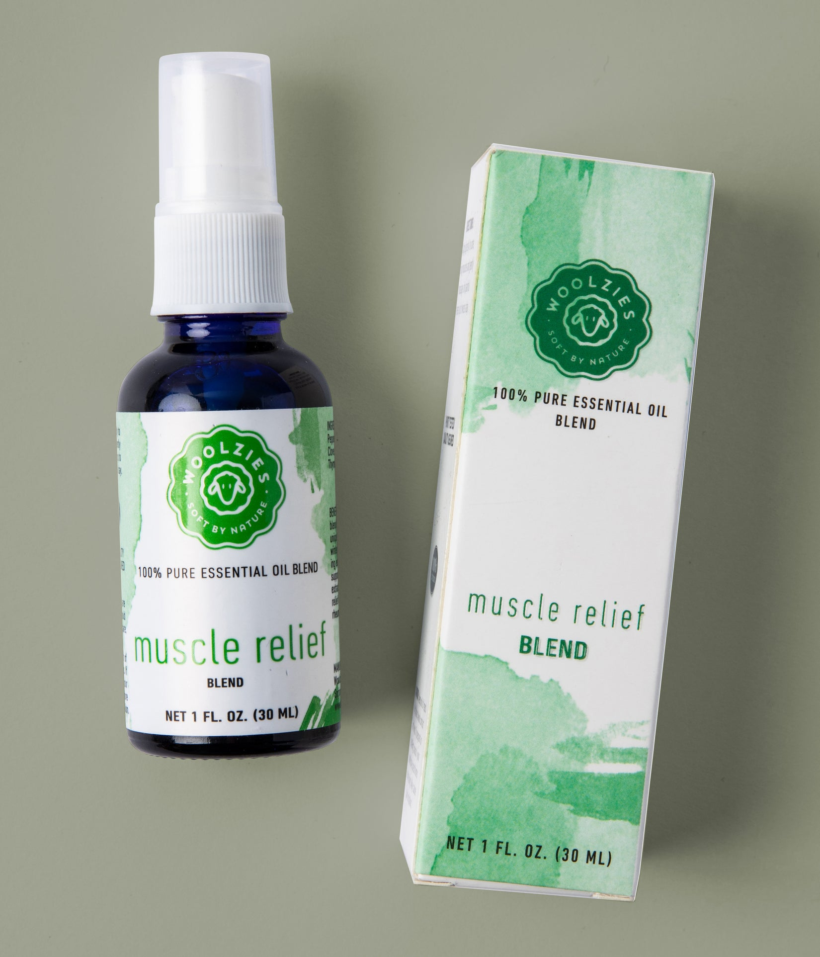 Muscle Relief Spray