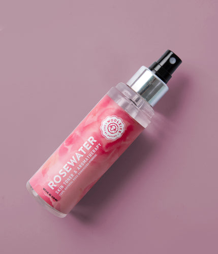 Soothing Rosewater Face Mist & Toner