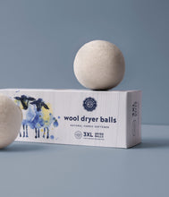 Load image into Gallery viewer, Wool Dryer Balls Set of 3