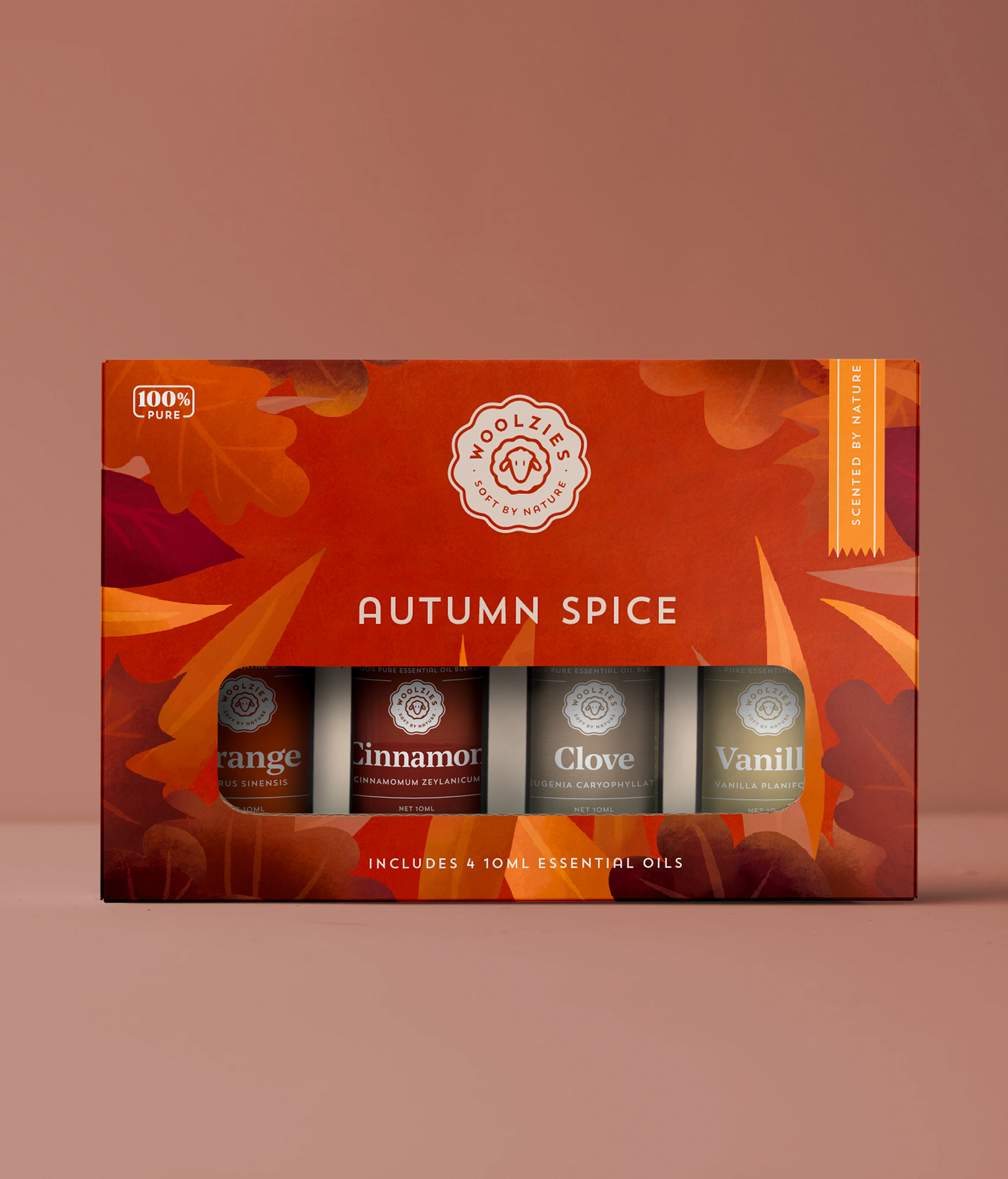The Autumn Spice Collection