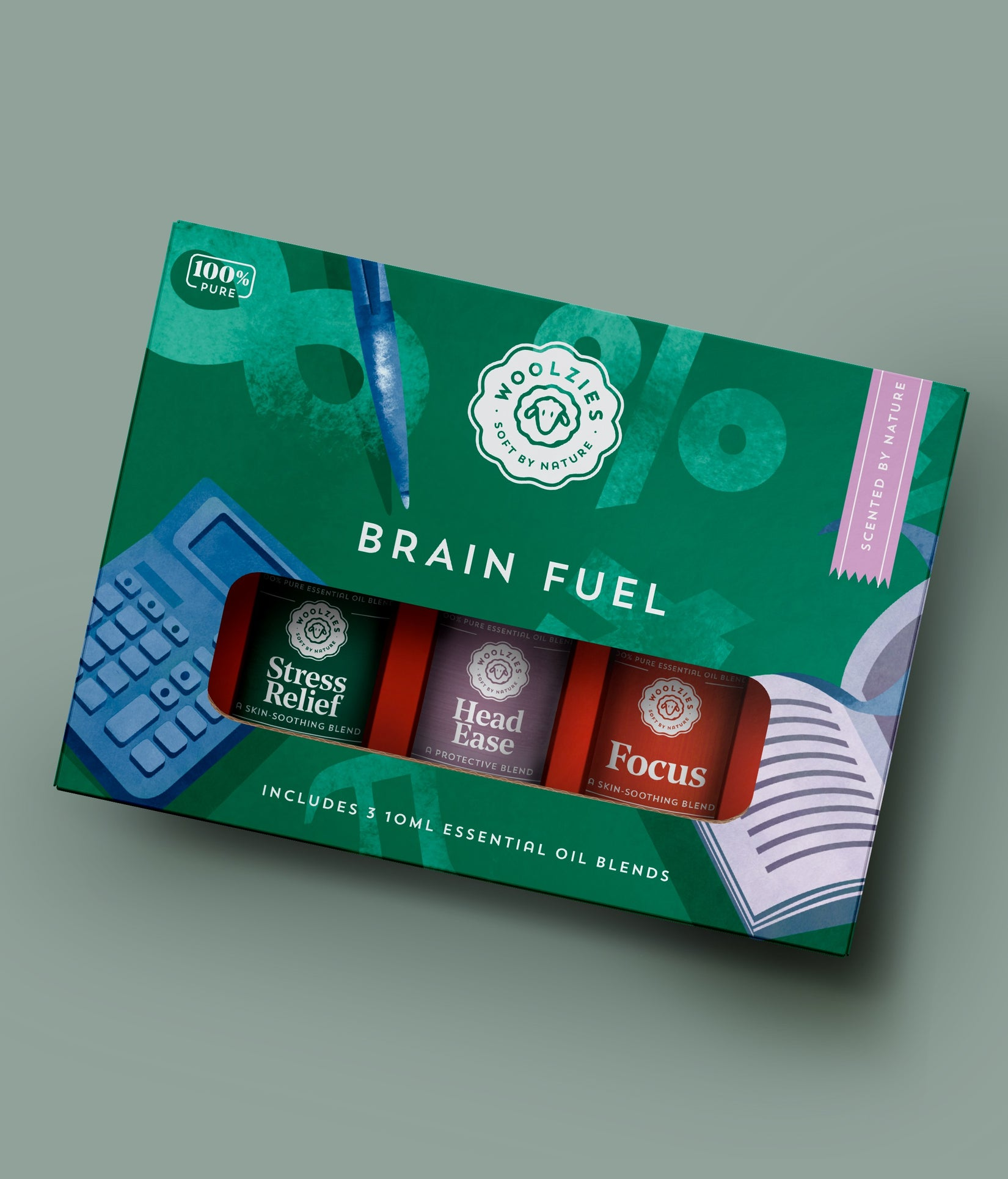 The Brain Fuel Collection