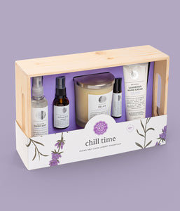 Woolzies Chill Time Self Care Luxury Essentials Gift Box