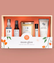 Load image into Gallery viewer, Mom Glow Self Care Luxury Essentials Gift Box