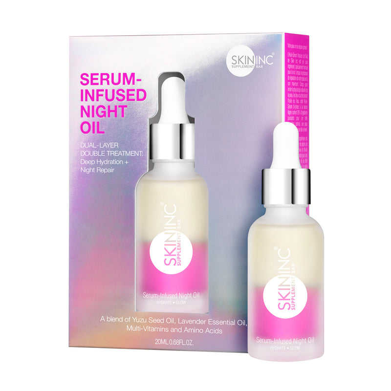 Serum-Infused Night Oil