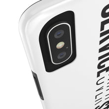 Load image into Gallery viewer, Service Over Status - Tough Phone Case (White) - Overwear Gear