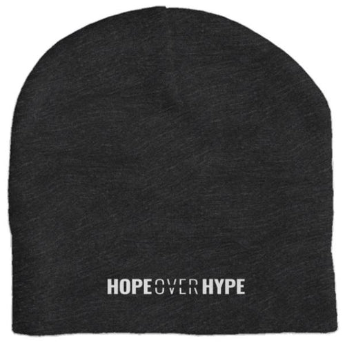 Hope Over Hype - Skull Cap - Overwear Gear
