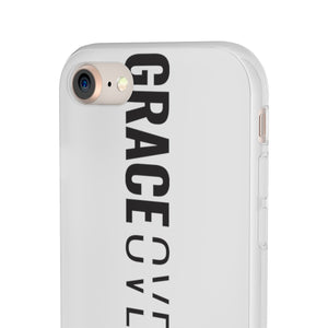Grace Over Guilt - Vertical Flex Case - Overwear Gear
