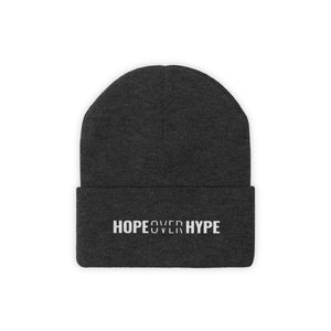 Hope Over Hype - Classic Beanie - Overwear Gear