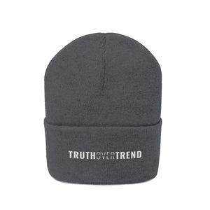 Truth Over Trend - Classic Beanie - Overwear Gear