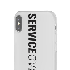 Service Over Status - Vertical Flex Case - Overwear Gear