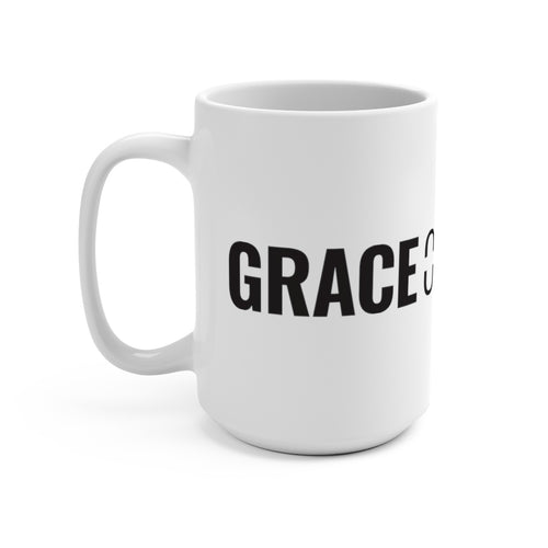 Grace Over Guilt - Bold Mug - Overwear Gear