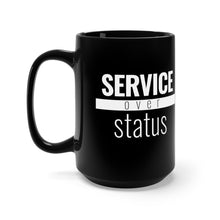 Load image into Gallery viewer, Service Over Status - Red Bar Mug - Overwear Gear